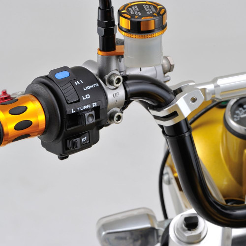 Universal Set Switch 2, Handlebar Switch Kit, Left