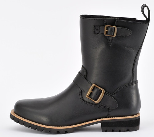 HBS-004 Engineer Boots, Black SOLD OUT