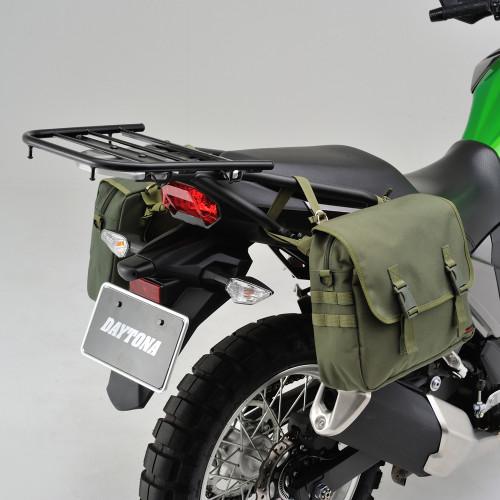Grab Bar Carrier, Kawasaki Versys-X250