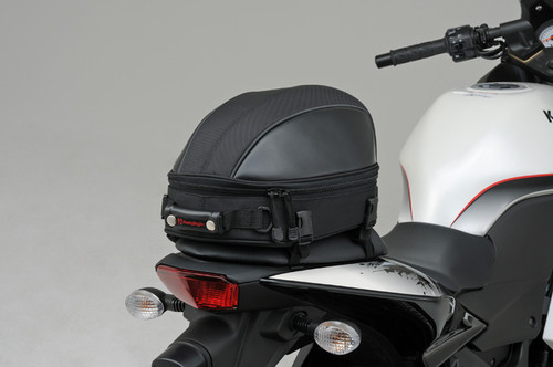 Henly Begins Seat Bag DH-706, Black, Yamaha XSR900