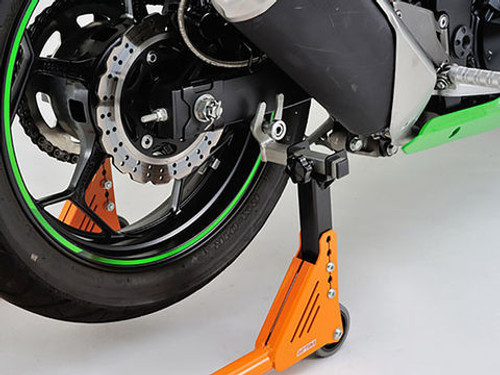 Adjustable Rear Stand