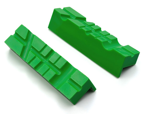 Magnet Bench Vice Pad Green