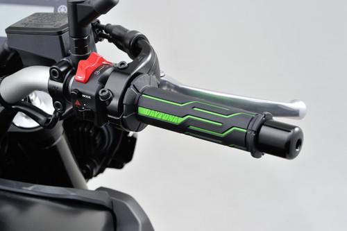 """Daytona GrippyGrip, GGD-Line Type, Open End, 125mm, 7/8"""" Handlebars"""