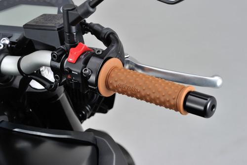 """Daytona GrippyGrip, GGD-Kani Type, Open End, 125mm, 7/8"""" Handlebars"""