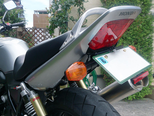 Daytona (Japan) Motorcycle Tail Tidy Kit, Kawasaki ZRX1200 (09-)