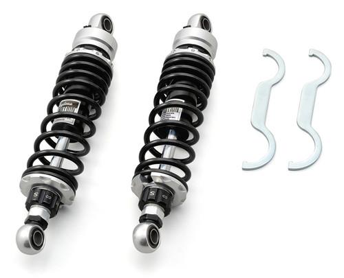 Daytona Motorcycle Rear Shock Absorber, Adjustable, Yamaha SR400, SR500