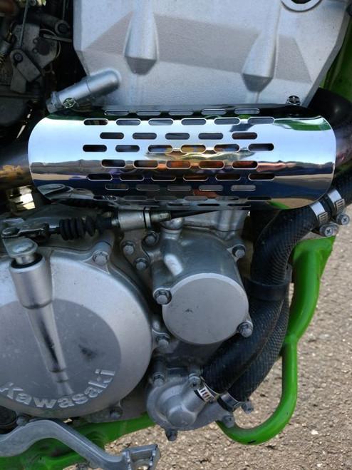 Exhaust Heat Protector, Harley Davidson Universal
