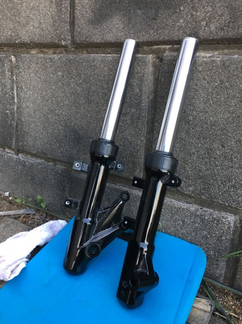 Low Down Front Fork Spring, Yamaha Majesty
