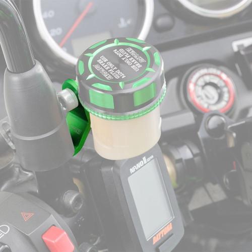 Daytona Master Cylinder Tank Bracket, Aluminium, For Nissin Radial Clutch