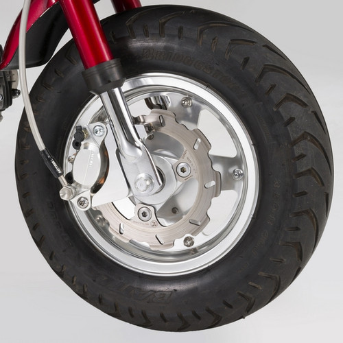 Aluminium Wheel, 5 spoke, Clear, 8 x 2.5J