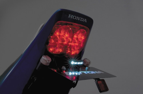LED License Plate Lamp, Square Type, Hi-Brightness