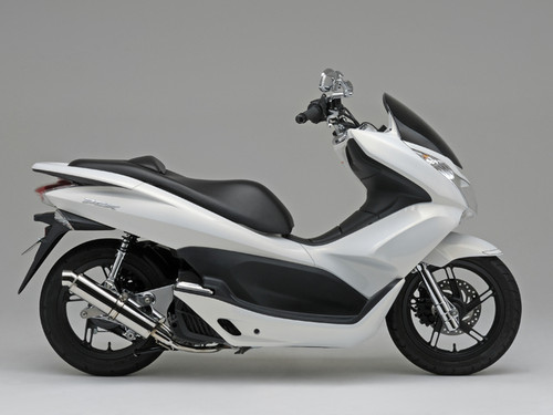 Sports Exhaust System II, Honda PCX