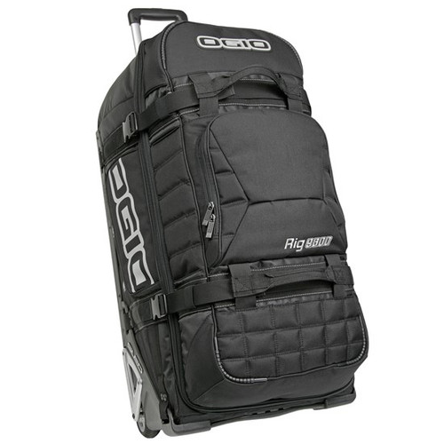 Ogio Rig 9800 Gear Bag Black, 160L, Travel Bag