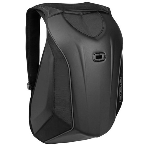 Ogio Mach 3 Motorcycle Backpack, in Stealth colourway, with No Drag Technology