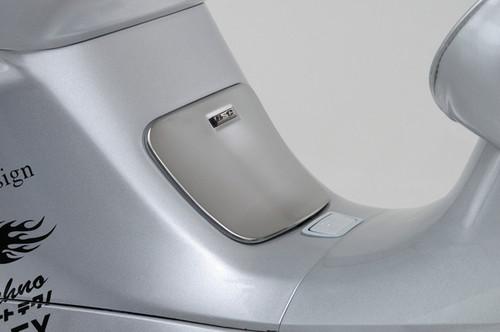 Gas Cap Cover, Suzuki Skywave, Burgman, 250/400