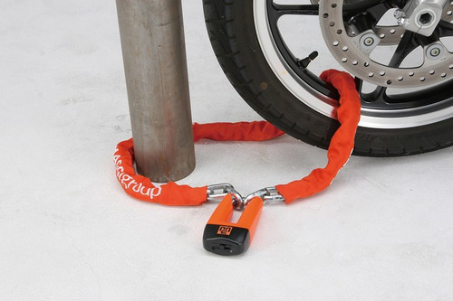 Fort Knox Compact Chain & Lock 120cm