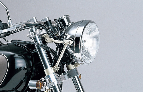 Stainless Pipe Headlight Bracket