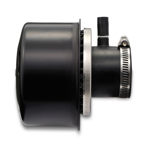 New Super Power Filter Straight 35mm Black