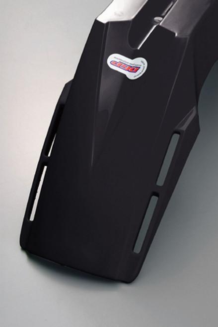 Daytona (Japan) Motorcycle DGP Euro Front Fender (Universal) Black