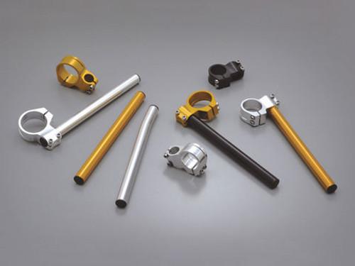 Angle Handle Bar φ 22.2 × 280 mm Black