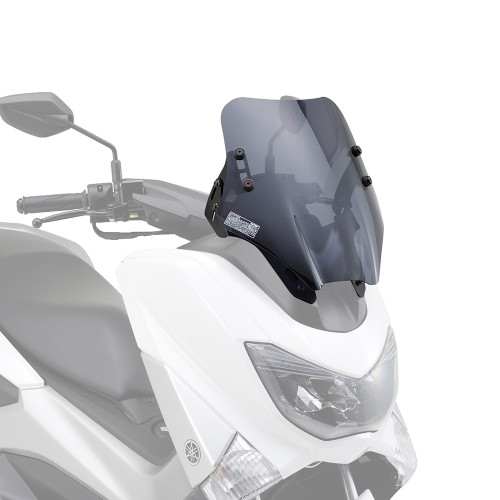 Windshield, RS Smoked, Yamaha N-Max 16