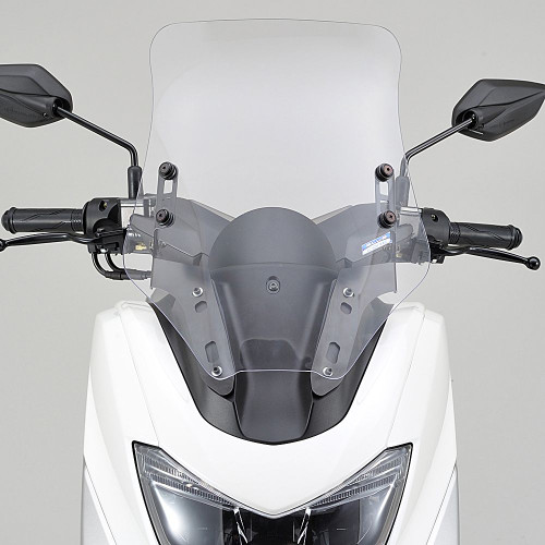 Windshield, RS Clear, Yamaha N-Max 16