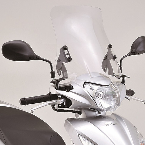 Windshield, RS Clear, Honda Dio 110