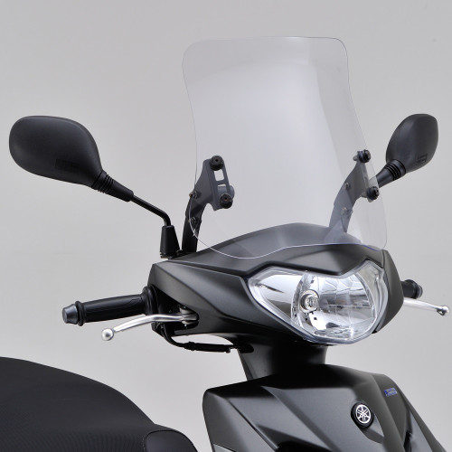 Windshield, HC Clear, Yamaha Axis Z