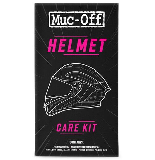 Muc-Off Helmet Care Kit (#615)