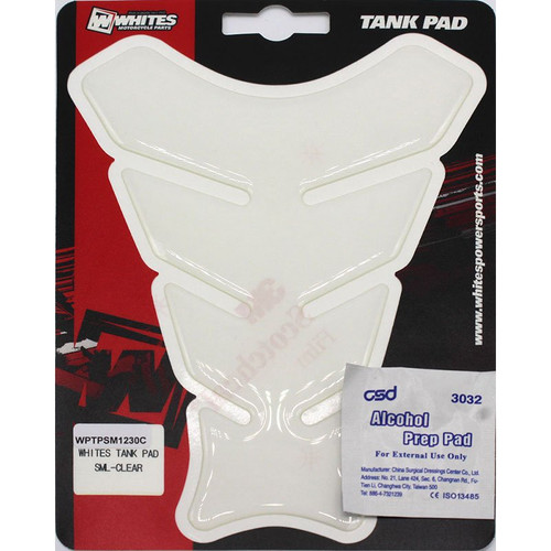 Whites Tank Pads Small Clear