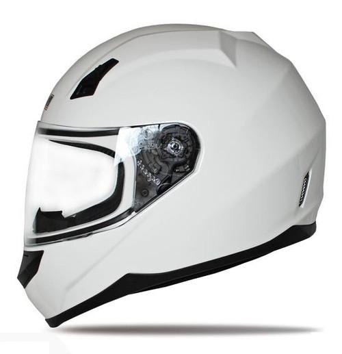 FFM TourPro S, Full Face Helmet, White, S, 56cm - CLEARANCE SALE