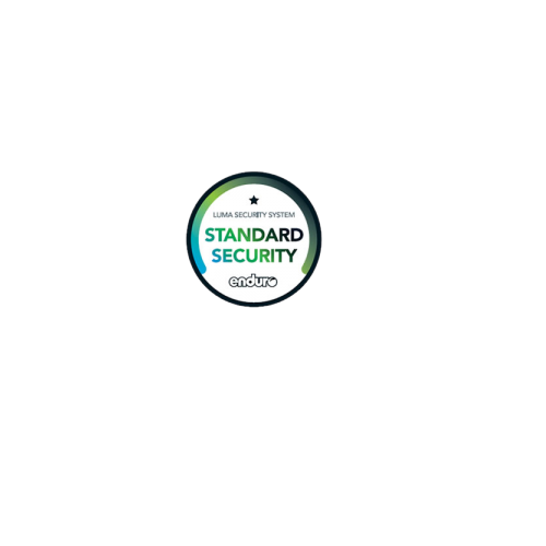 Luma Enduro 73D Motyorcycle Disc Lock - Standard Security
