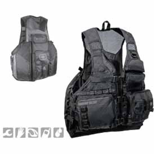 Ogio Flight Vest in Stealth colourway