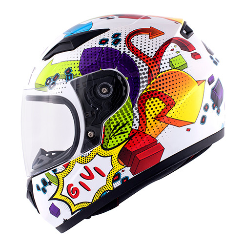 Givi HJ04 Junior Full Face Helmet