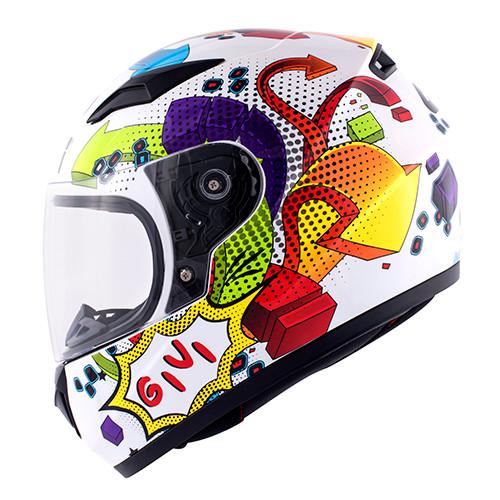 HJ04 Junior Full Face Helmet