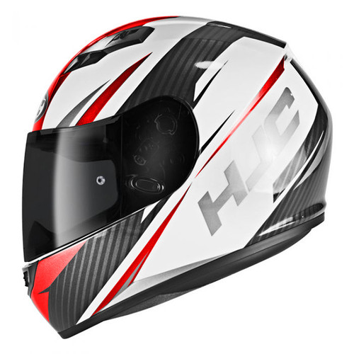 HJC HJ-09 Helmet Visor Only - Clear or Light Smoke Colour