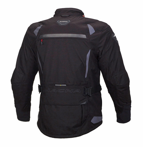 Macna Impact Pro Motorcycle Jacket - Men, Waterproof, Black - Touring