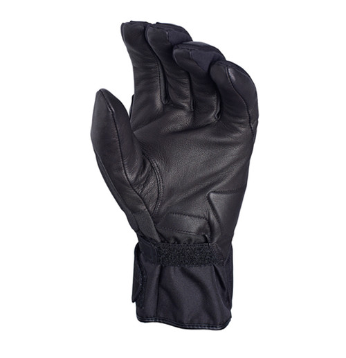Macna Tundra 2 RTX Raintex Motorcycle Gloves - Men, Waterproof, Black