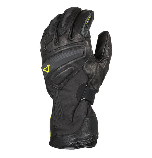 Macna Exile Motorcycle Gloves - Men, Waterproof, Black