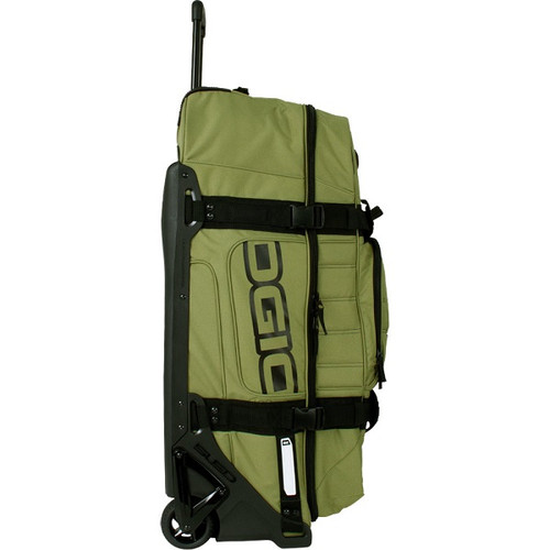 Ogio Rig 9800 Gear Bag, 160L, Travel Bag, Army Green