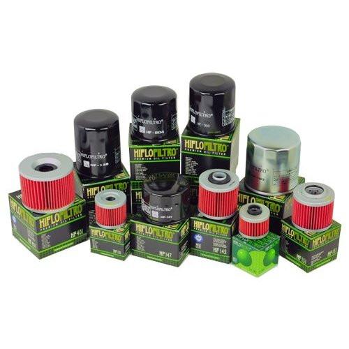 Hiflo Oil Filter, BMW All K Series/R1100 11421 460 845/697 (HF163)