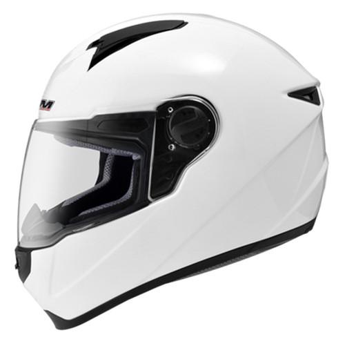 Tourpro R / Streetpro R Helmet Visor only, Silver Mirror Visor, 1pc