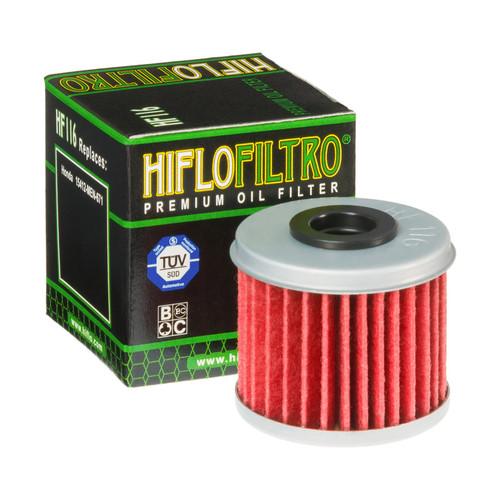HiFlo Filter, Oil Filter HF116