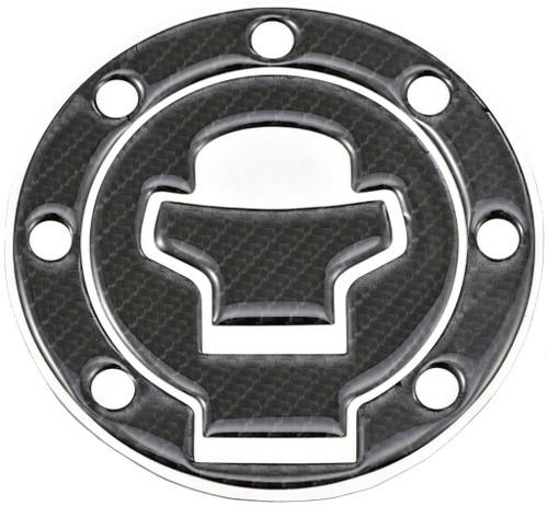 Fuel Cap Pad (Potting Type) SUZUKI 2, Carbon Print