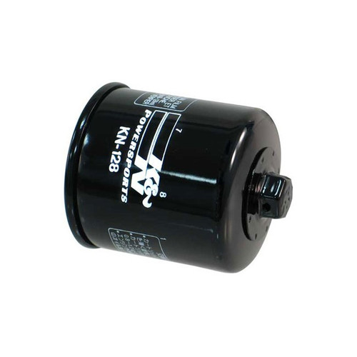 K&N OIL FILTER (HF128)