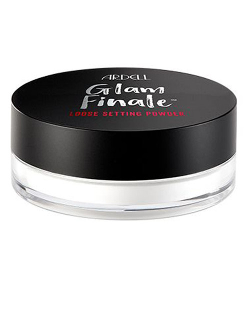 Ardell Beauty Glam Finale Loose Setting Powder Translucent - 0.21 oz / 6 g