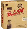 RAW Classic Rolling Papers King Slim - 50 ct.