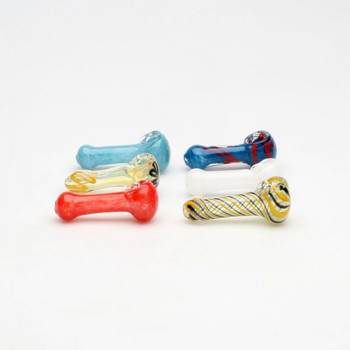 "Assorted 2.5"" Regular Glass Pipes"