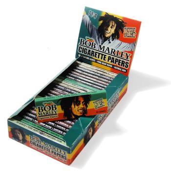 Bob Marley Hemp 1 1/4 Size 24 ct.