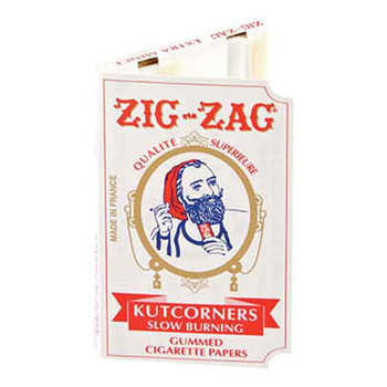 Zig Zag Kutcorners 1 1/2 Size Rolling Papers